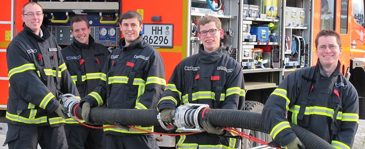 Wie funktioniert eigentlich eine Freiwillige Feuerwehr?